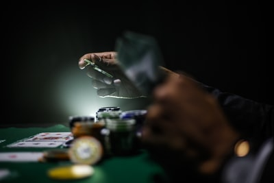 When you need to know how to get ahead on the poker table
